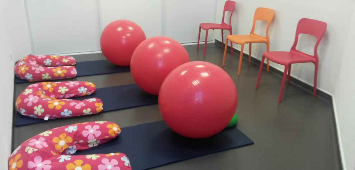 Salle de préparation à la naissance